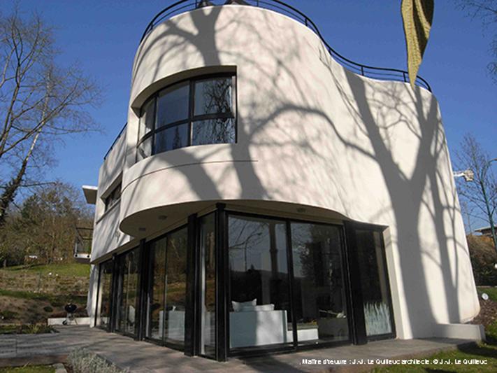 Maison d'architecte 10