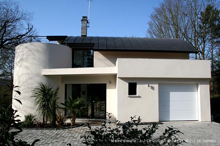 image 4 Maison d'architecte LEQUILLEUC