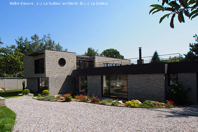 Maison d'architecte 7