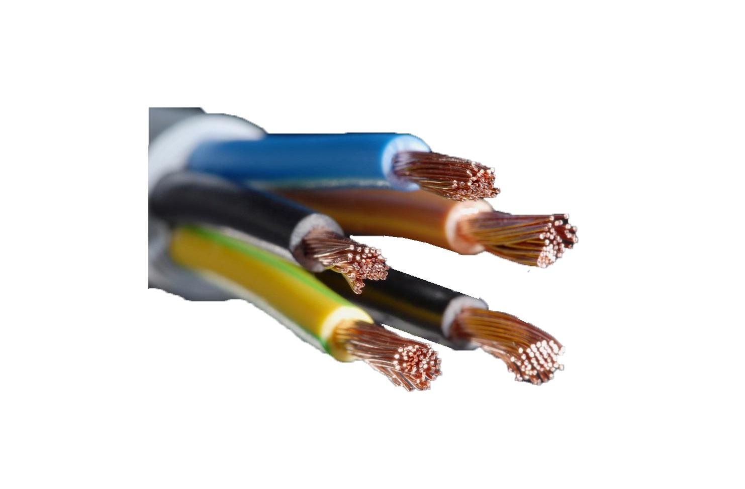 photo type cable électrique