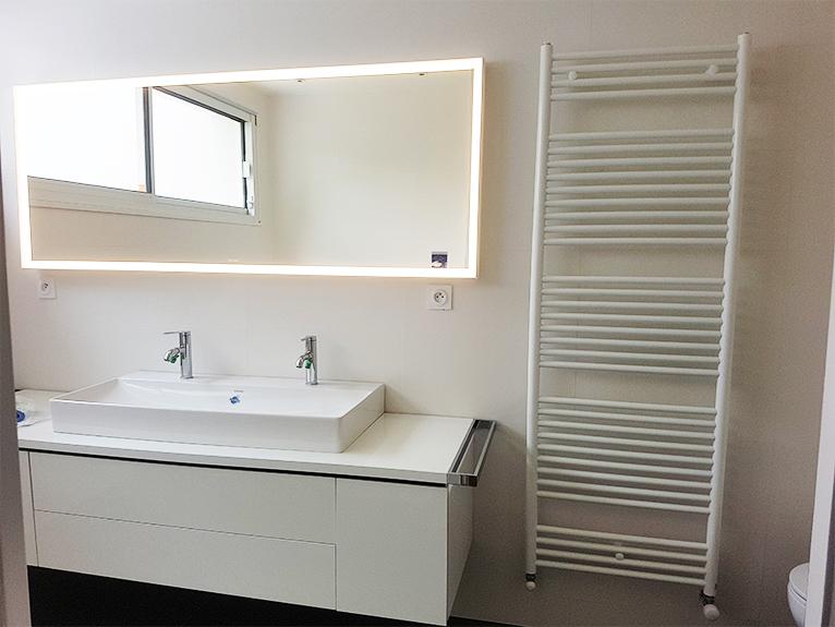 photo salle de bain équipée
