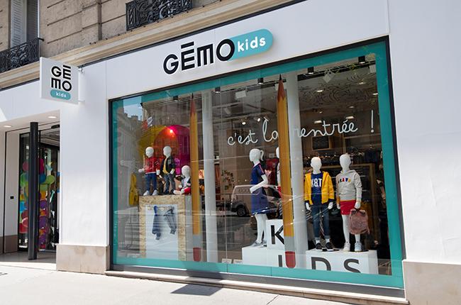 GEMO Kids PARIS